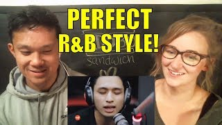 "Michael Pangilinan performs ""Perfect"" (Ed Sheeran) LIVE on Wish 107.5 Bus REACTION"