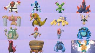 Venipede  - (Pokémon) - All Wave 2 Unova (Gen 5) Pokemon and Evolutions in Pokemon Go!!!