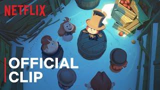 Klaus | Christmas Deliveries | Netflix