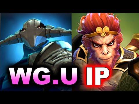 Warriors.Gaming.U vs IamPoint - SEA vs CHINA - ANGGAME DOTA 2