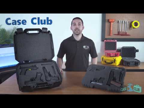 6 Pistol Carry Case - Featured Youtube Video