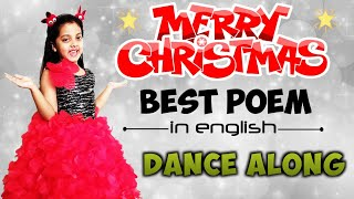 Christmas Poem | Christmas Poem in English | Christmas Song for kids | Poem for Kids | English Poem - Download this Video in MP3, M4A, WEBM, MP4, 3GP
