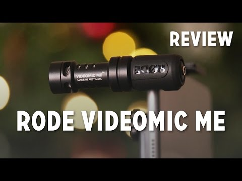 RODE VideoMic Me Review