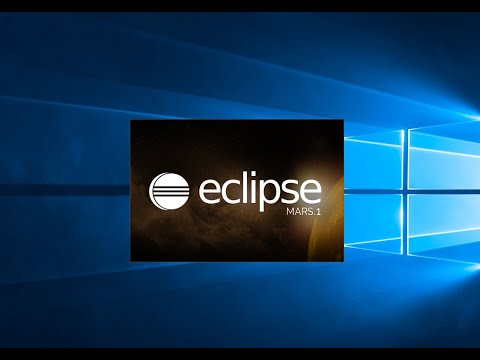 How to Install Eclipse for Java (Windows 10)