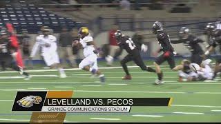 Pecos and Levelland