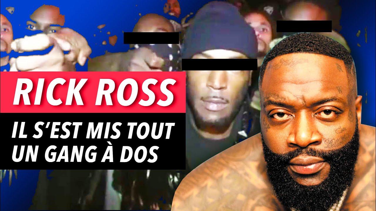 Comment Rick Ross a risquésa vie à cause du morceau «BMF» ?