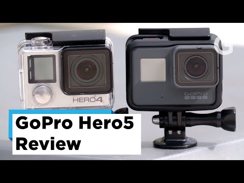 GoPro Hero5: The Gizmodo Review