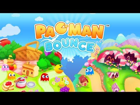 Vídeo do PAC-MAN Bounce