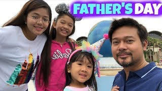 FATHER'S DAY 2018 With KAYCEE & RACHEL