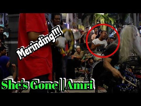 Semua terkejut dengar apa bila Bob suruh Amri Drummer nyanyi||Part tarik memang padu la..