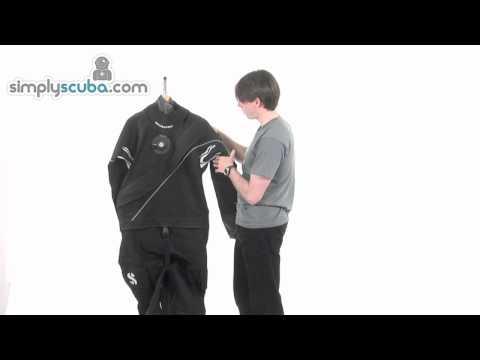 Scubapro Evertec Drysuit - www.simplyscuba.com