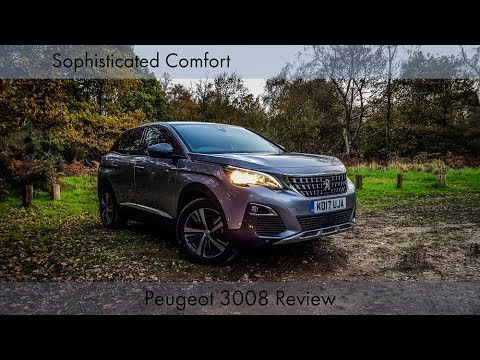 Peugeot 3008 Review: Sophisticated Comfort