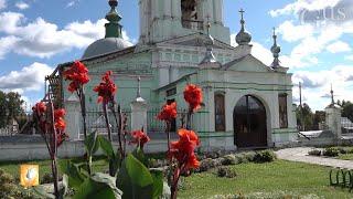 Краса и гордость гусевской земли. Сюжет #8 — село Палищи.
