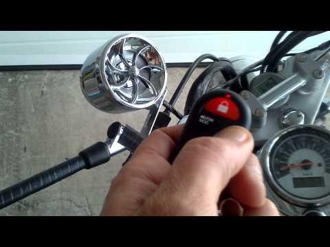 Equipo de sonido compacto para Moto