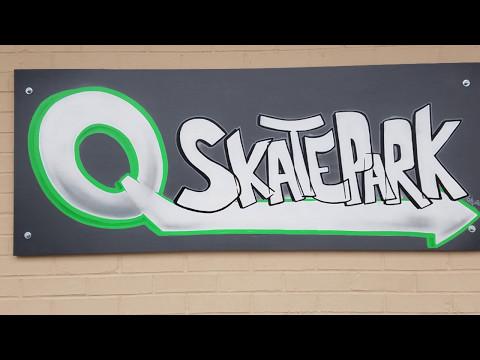 Q Skatepark May 9 2017
