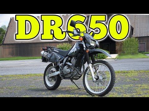 2013 Suzuki DR650: Regular Car Reviews
