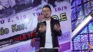 Khách Mời Hội Thao FPT 2016 - DJ Lê Trình
