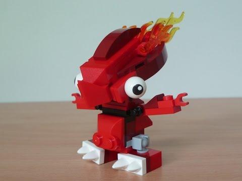 Vidéo LEGO Mixels 41500 : Flain