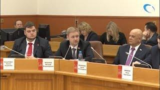 Депутаты городской Думы обсудили уборку улиц и дворов от снега