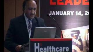 Dr Shakti K Gupta, HOD, Hospital Administration, AIIMS