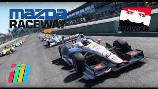 Project Cars Indycar championship Round 1 Laguna Seca PS4