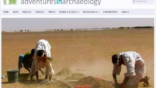 70,000 year old African Settlement Unearthed