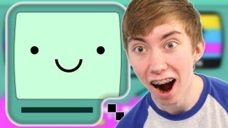 BEEMO - ADVENTURE TIME - Part 2 - NEW GAMES! (iPhone Gameplay Video)