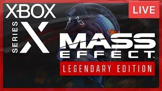 🔴 Mass Effect Legendary Edition : On se fait l'aventure en Let's Play #1