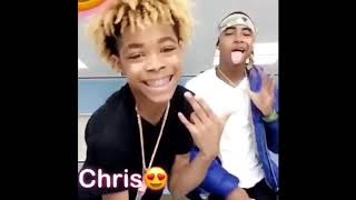 Best of Chris Gone Crazy & Famousdebo Instagram Dance Videos Compilation
