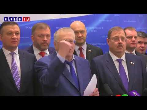 Жириновский дал совет главе Якутии. Видео