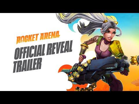 Vidéo de gameplay EA Play 2020 de Rocket Arena
