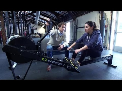 Rowing, Stationary