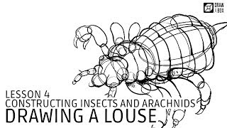 Drawabox, Lesson 4: Drawing A Louse