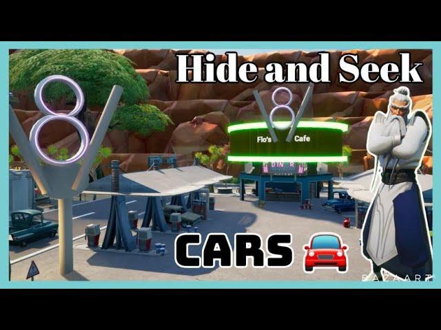 Hide and Seek Cars