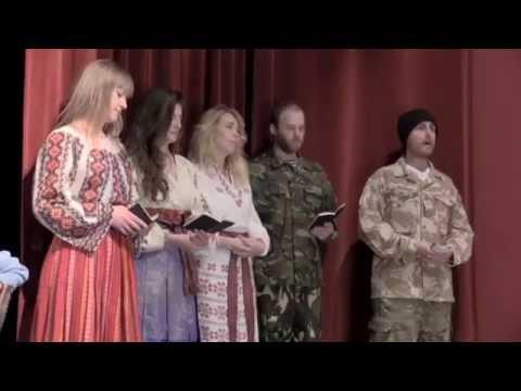 Зимняя народная ярмарка