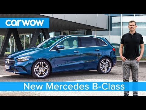 External Review Video NZJlqkxZ4d4 for Mercedes-Benz B-Class (3rd gen, W247)