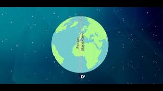 What is Prime Meridian ? Concept of Prime Meridian Line   Vertical Lines on World Map
