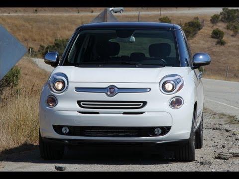 2014 Fiat 500L Review & Road Test
