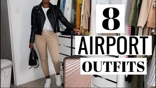 8 AIRPORT OUTFITS