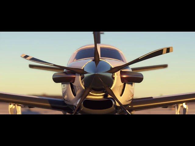 Microsoft выпустила видео эволюции легендарного Flight Simulator на протяжении 40 лет