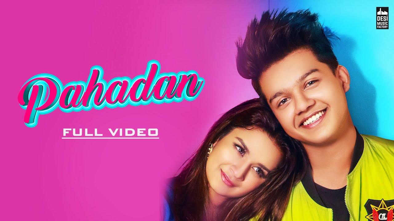 Pahadan song lyrics