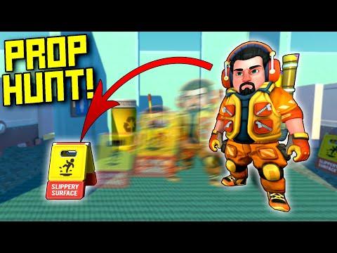 New PROP HUNT Mod in Scrap Mechanic!  - Scrap Mechanic Multiplayer Monday