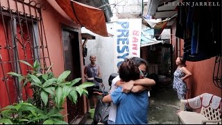 VLOG | SURPRISE Arrival In The Philippines For My Family! | Leeannjarrell