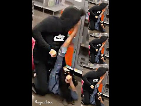 Woman Knocked Out Over The Last PS5👀👀👀