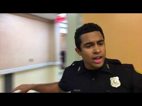 Norfolk Police Department Lip Sync Battle— what's maybe most impressive is that it was all filmed in one shot