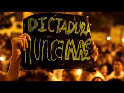 Ασουνσιόν: Σε αναβρασμό οι πολίτες