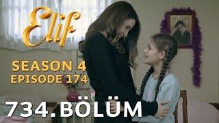 Elif 734. Bölüm | Season 4 Episode 174