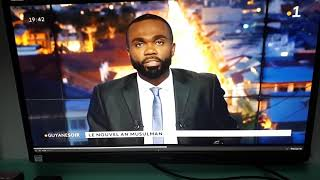 JT Guyane 1ere nouvel an musulman