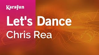 Karaoke Let's Dance - Chris Rea *