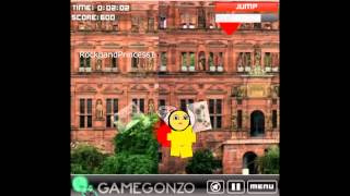 "Troll Face Game "" Troll Fighter  - Troll VS Smiley Face Guy "" GameGonzo Online Games"